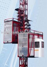 Twin Mast Building Hoist