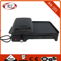 Auto -thermostat Electric Griddle For Eggs,Bacon , Hash Brown Etc.