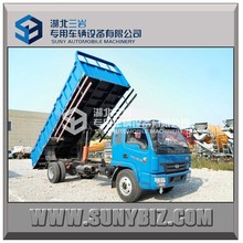IVECO 4X2 medium size tipper truck 10T dump truck