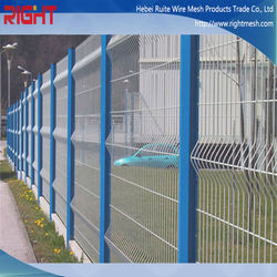 Wire Mesh Fence / folding metal dog fence / welded wire mesh fence