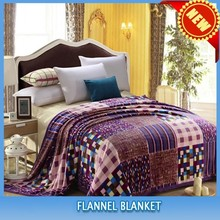 100%polyester soft blanket from alibaba china supplier hot sale!!