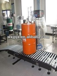 weighing filling machine liquid filler, 200L drum filling machine