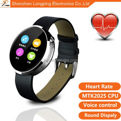 2015 Hot selling Wifi smart watch for iphone 6s and Samsung