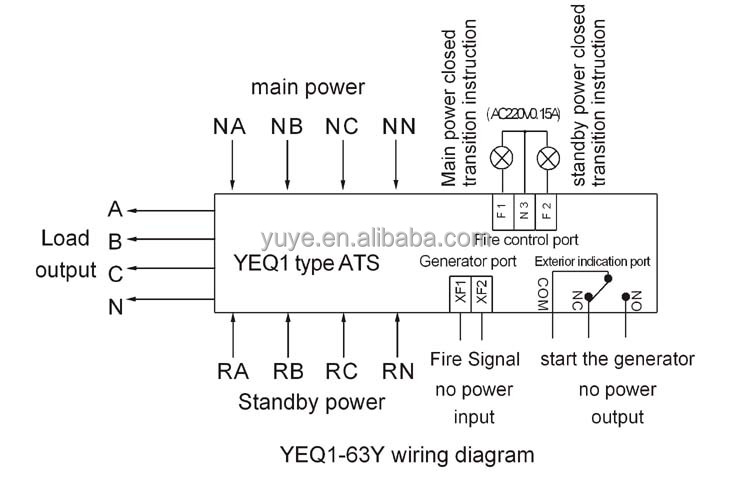 3phase position wenzhou circuit breaker type of automatic electical yeq163 y wiring diagramg asfbconference2016 Choice Image