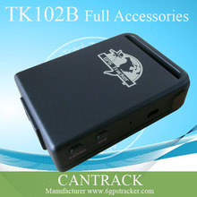 Gsm personal locator smallest real time tracking gps tracker tk102b