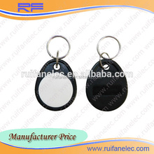 Quality best-selling rfid transponder keytag with factory price
