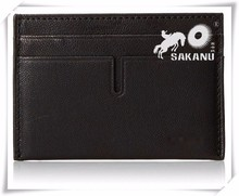 Men's Chambers Money Clip Card Case
