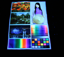 Fluorescent/neon Yellow & Megant Dye Sublimation transfer Ink For Surecolor F6070/F7070