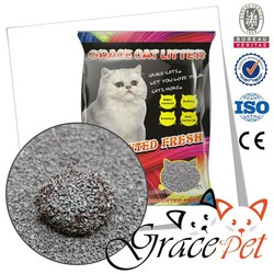 Pet cleaning products OEM / ODM service cat litter wholesale cat sand