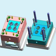Professional ISO Qualified Custom Moldes de Inyeccion de Plastico