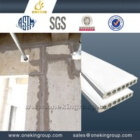 waterproof fireproof wall panel low cost houses office partition
