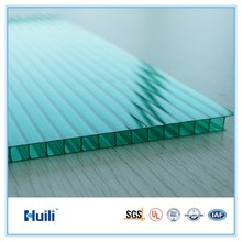 thermoplastic twin-wall polycarbonate sheets, polycarbonate roof covering, roofing solution
