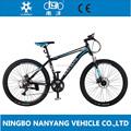 Llanta de aluminio y material de aluminio horcas/rastrillos material de bicicleta de montaña 26er en bicicletas