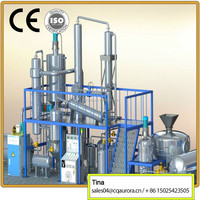 VTS-DPlube base used oil filter, lube engine oil blending machines,lube base oil blending plant