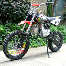 70cc 90cc 110cc 125cc Petrol Powered Dirt Bike Pit Bike with Kick Start