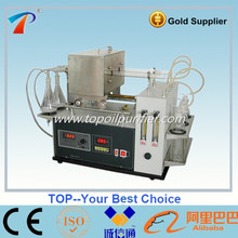 Tube Oven Method Petroleum Sulfur Content Tester,Sulfur Analyzer,Sulfur Testing Machine
