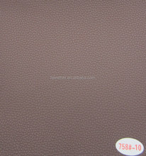 2014 new 100% PVC synthetic leather ,printed PVC sofa leather material