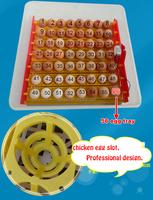 2015 best price chicken 112 eggs incubation machine
