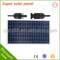 low price pv solar panel 200w for street lights
