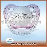 Novelty Design Baby Pacifier Princess