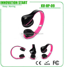 2015 newest fashion stylish stereo mp3 triangle headphones
