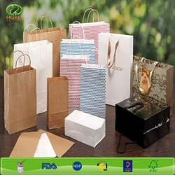 paper craft shopping bag