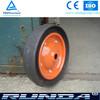wheelbarrow wb3800 use solid rubber coated wheel