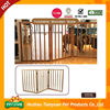 Foldable Wooden Pet Safe Gate