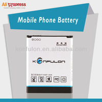 Konfulon 18650 mobile battery gb t18287 for samsung galaxy s3 i9300