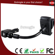 battery charger clamps car mount holder charger