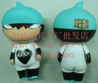 customized toy promotion doll, male toy plastic doll, plastic doll toys man