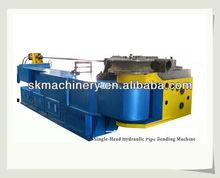 DW130NC manual metal square and round tube bender