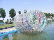 inflatable roller baby/water roller/funny inflatable water roller F7003