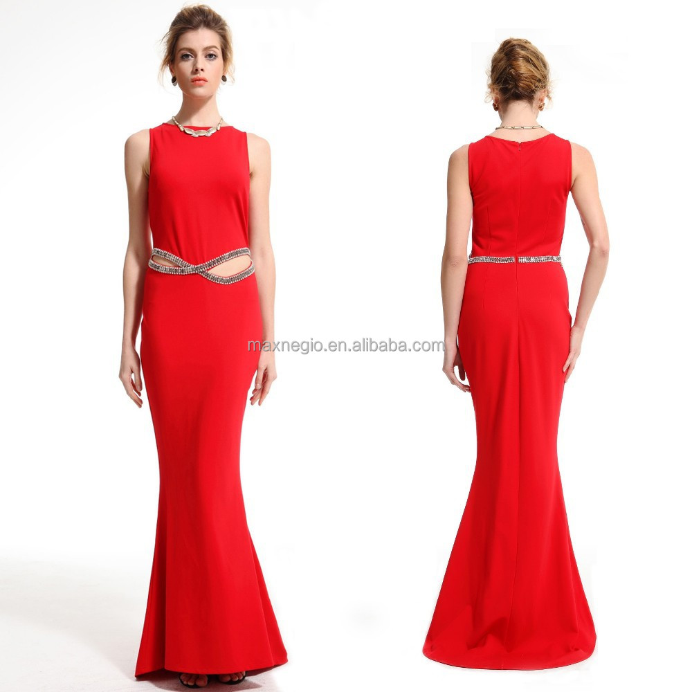 Evening Dresses Red Color 70