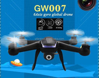 DM007 2.4G 4CH 6 Axis Gyro Professional RC Drone Quadcopter With Lights and HD Camera