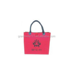 Felt Tote Bag Shopping Bag Gift Bag