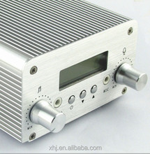 10W/2W switchable FM broadcast transmitter with Bluetooth audio input function