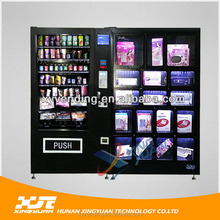XY-DRE-10G combination condom and healthy products vending machine with hot sale high capacity
