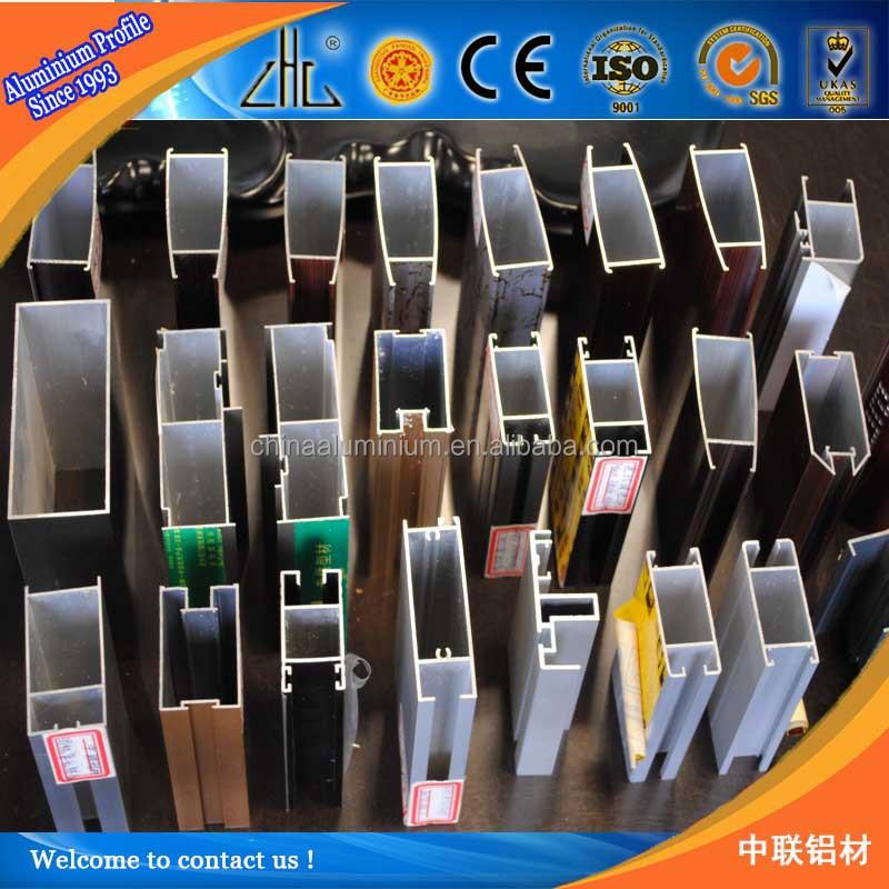 Tipos de aluminio para ventanas latest perfiles aluminio - Tipos de perfiles de aluminio ...