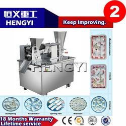 Hot sale frozen dumplings/ Factory price pelmeni making machine/High quality small samosa making machine