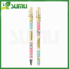 promotional custom design light tip ball pen