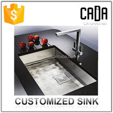 direct china manufacturer handmade hand washing utility large kitchen sink stainless steel