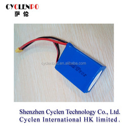 Discharge rate 35C 50C 60C RC battery 22.2V 20000mah rc lipo battery 6S4P