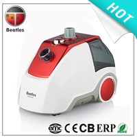 Commercial steam iron laundry equipment 2200w professional ceramic soleplate steam iron