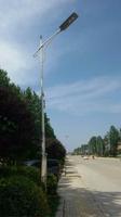 led solar light for yard and street led solar light in led solar