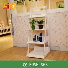 Modern carved furniture waterproof flower pot shelf