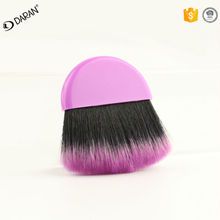 mini convenient flat blusher brushes small face brush