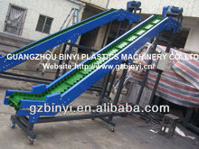 Inclined Sidewall Conveyor Belt, Skirt Rubber Belt Conveyor