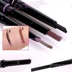 4 Colors Waterproof Automatic Rotation Eyebrow Pencil