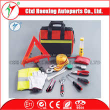 Car accessory emergency tool Safety Kit